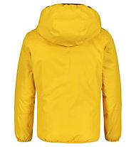 Meru Allanton - Kapuzenjacke Bergsport - Kinder, Yellow