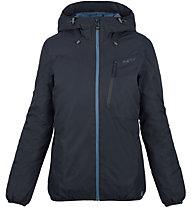 Meru Allanton - Kapuzenjacke Bergsport - Damen, Dark Blue