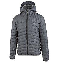 Meru Amberly Melange - giacca trekking - uomo, Grey Melange