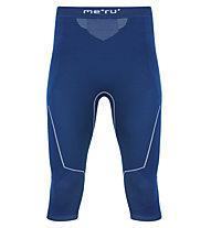 Meru Angoon - Funktionsunterhose 3/4-lang - Herren, Blue/Light Grey