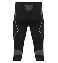 Meru Angoon - Funktionsunterhose 3/4-lang - Herren, Black/Grey