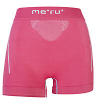 Meru Aniak - boxer funzionale - donna, Pink/Grey