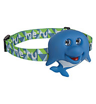 Meru Animal Head Lamp - lampada frontale, Delphin