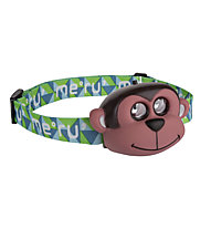 Meru Animal Head Lamp - lampada frontale, Monkey