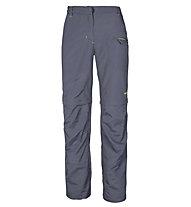 Meru Apsarasas Pantaloni zip-off trekking Donna, Ombre Blue