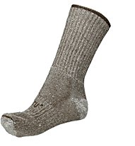 Meru Aulavik Merino Socks, Brown
