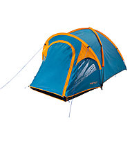 Meru Banff 2 - Campingzelt, Blue/Orange