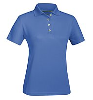 Meru Basic Wembley 13 - Polo trekking - donna, Brilliant Blue