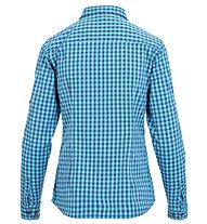 Meru Bayonne - camicia trekking - donna, Blue