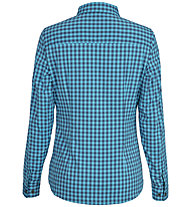 Meru Bayonne LS - camicia - donna, Light Blue