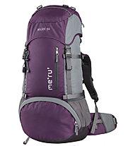 Meru Belize 50 - Trekkingrucksack - Damen, Violet/Grey