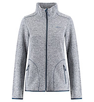 Meru Bergen - Fleecejacke Bergsport - Damen, Light Blue