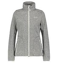 Meru Bergen - Fleecejacke Bergsport - Damen, Grey