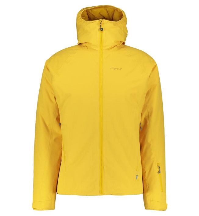 Meru Blenheim M - giacca con cappuccio - uomo, Yellow