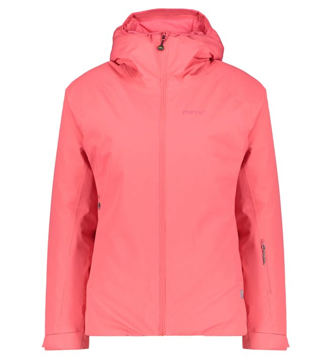 Meru Blenheim W - giacca imbottita con cappuccio - donna, Pink