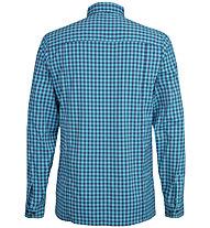 Meru Bossost L/S - camicia a manica lunga  - uomo, Blue