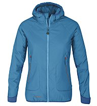 Meru Brampton New - giacca con cappuccio trekking - donna, Blue