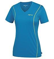 Meru Brantford - T-Shirt Wandern - Damen, Blue