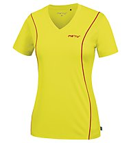 Meru Brantford - T-Shirt Wandern - Damen, Yellow