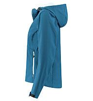 Meru Brest - giacca softshell - donna, Blue