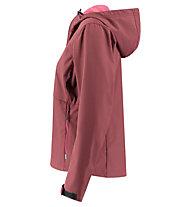 Meru Brest - giacca softshell - donna, Brown