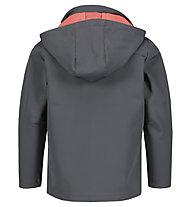 Meru Brest - giacca softshell - bambino, Dark Grey