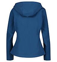 Meru Brest - giacca sofshell - donna, Blue
