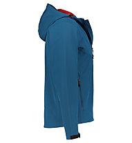 Meru Brest - Softshelljacke mit Kapuze - Herren, Blue