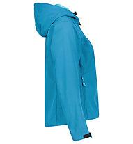 Meru Brest - Softshelljacke - Damen , Light Blue