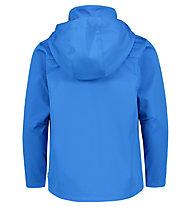 Meru Brest - Softshelljacke Bergsport - Kinder, Blue