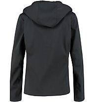 Meru Brest S - giacca softshell - donna, Black