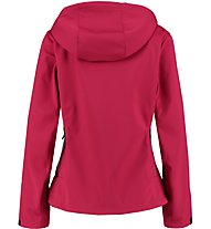 Meru Brest S - giacca softshell - donna, Pink