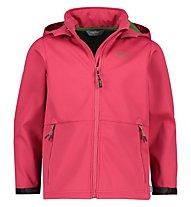 Meru Brest S - giacca softshell - bambino, Pink
