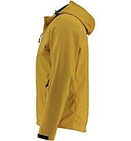 Meru Brest S - giacca softshell - uomo, Yellow
