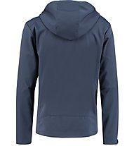 Meru Brest S - giacca softshell - uomo, Dark Blue