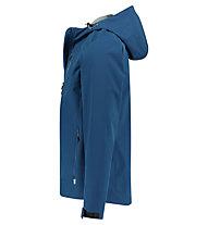 Meru Brest softshell - giacca softshell - uomo, Blue