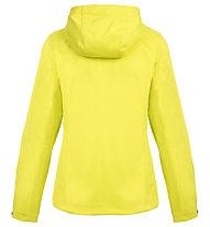Meru Brest - Softshelljacke Bergsport - Damen, Yellow