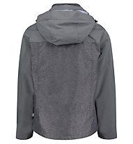 Meru Bryne - giacca trekking - uomo, Grey