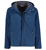 Meru Bryne - giacca trekking - uomo, Blue