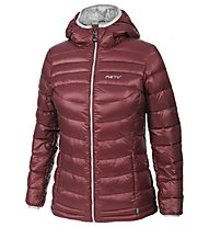 Meru Burnaby Daunenjacke Damen, Dark Red