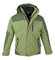 Meru Calgary JKT Junior, Calliste Green/Black Forest