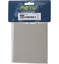 Meru Camping Nylon Repair Patches -Reparaturkit für Nylon-Planen, Light Grey