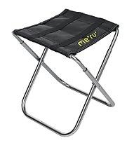 Meru Camping Stool - Klapphocker, Alu/Black