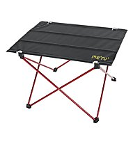 Meru Camping Table - Campingtisch, Red/Black