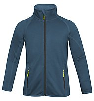 Meru Cannes - Fleecejacke Wandern - Kinder, Blue