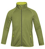 Meru Cannes - Fleecejacke Wandern - Kinder, Green