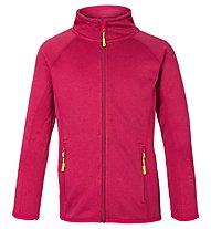 Meru Cannes - giacca in pile trekking - bambino, Pink