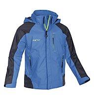 Meru Cape Breton - Giacca con cappuccio trekking - Bambino, Blue