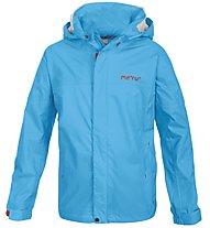Meru Cape Breton giacca a vento bambino, Dresden Blue