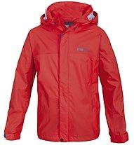 Meru Cape Breton giacca a vento bambino, Poppy Red
